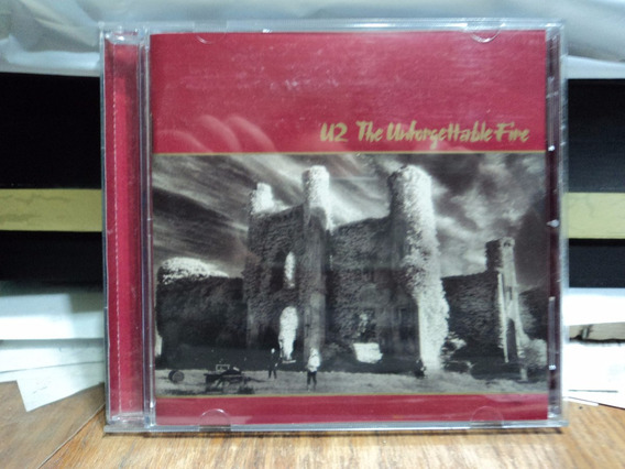 U2-the Unforgettable Fire(audio Remaster 2009)-made In Usa