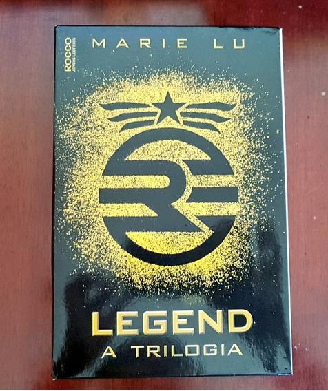 Box Trilogia Legend