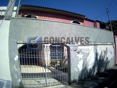 Venda Sobrado Sao Bernardo Do Campo Vila Vivaldi Ref: 694 - 1033-1-694