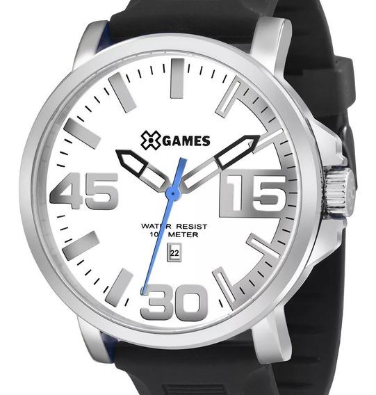 Relógio X-games Xmps1008 B2px Original + Nf