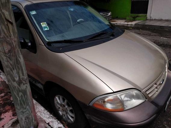 Ford Windstar 2000 Lx Plus Aa Tras Ee Mt
