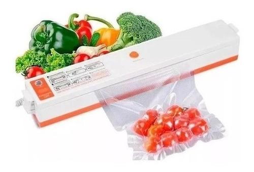 Máquina Empacadora Selladora Al Vacío Alimentos Envasado