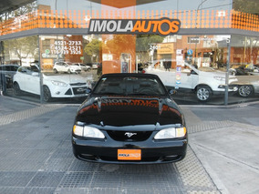 Ford Mustang Gt 5.0 V8 Convertible At 1996 Imolaautos-