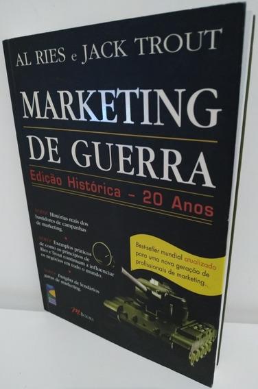 Marketing De Guerra Ed. Histórica De 20 Anos Semi Novo Jack
