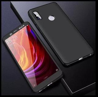 Capa Case 360 + Película Xiaomi Redmi Note 7 E Pro