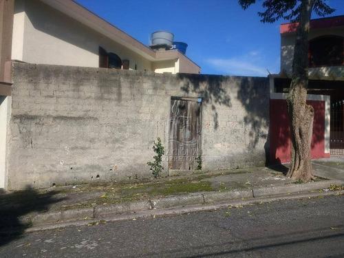 Terreno À Venda, 130 M² Por R$ 320.000,00 - Vila Curuçá - Santo André/sp - Te0750