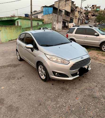 Imagem 1 de 9 de Ford Fiesta 2014 1.6 16v Titanium Flex Powershift 5p