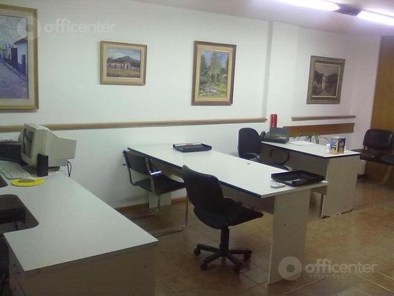 Oficina En Guemes !!! 120 M2 - Balcón