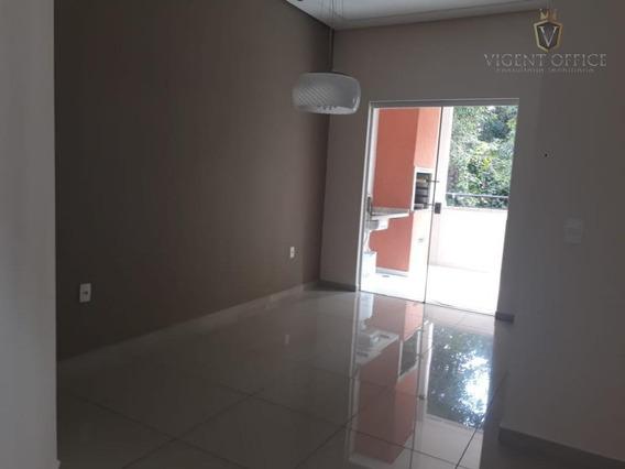 Casa Residencial À Venda, Jardim Marambaia, Jundiaí. - Ca0488