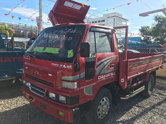 Camion Daihatsu De Oportunidad 2008 Con Aire