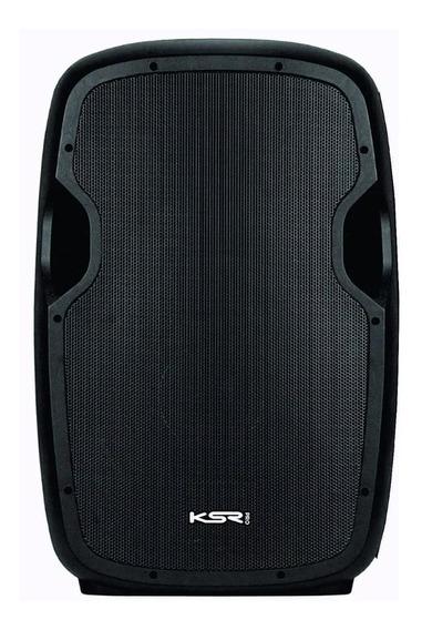 Caixa Amplificada 12 Polegadas Bluetooth Ksr Pro K812 500w