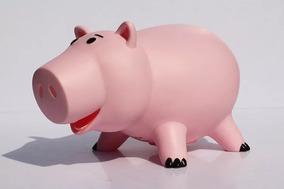Cofre Porquinho Toy Story - Disney - Cofrinho Porco Hamm
