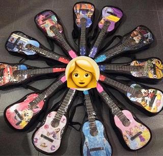 Guitarras Para Niños De 1 A 5 Años + Forro