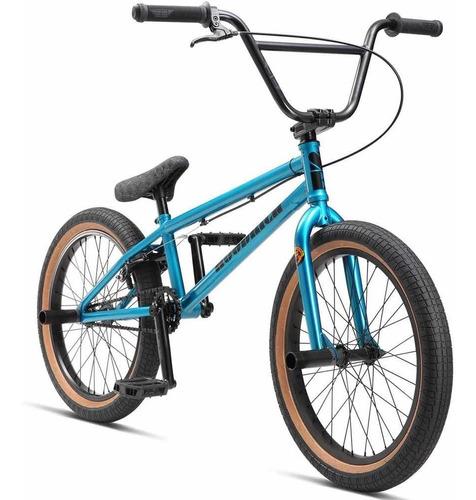 Bicicleta Bmx Se Bikes Hoodrich Electric Blue Linea Pro Bmx