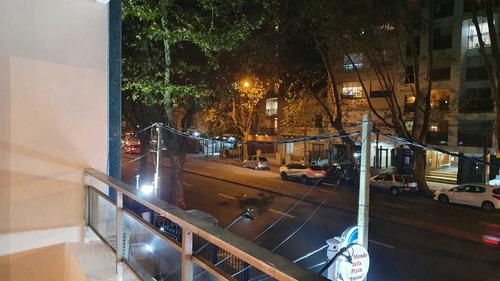 Alquilo Apartamento Pocitos 2 Dormitorios Sobre Av. Brasil