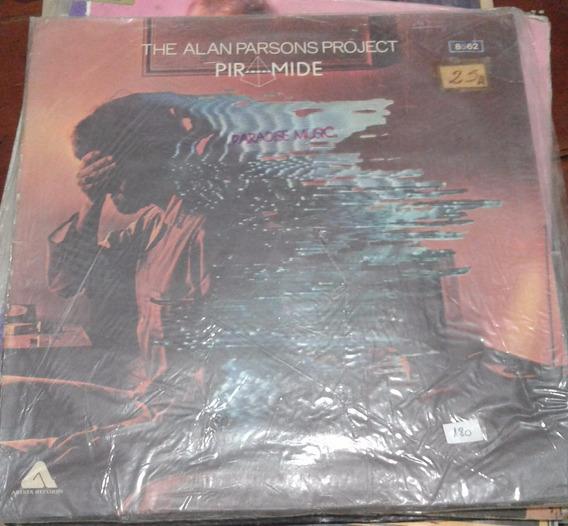 Disco Vinilo The Alan Parsons Project Piramid