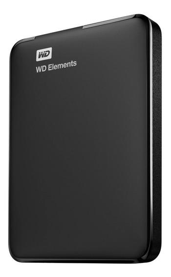 Disco Rigido Externo 2tb Wester Digital Element