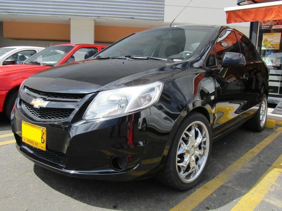 Chevrolet Sail Ls 1.4 Mt
