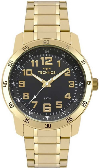 Relógio Technos Masculino Analógico 2035mnx/4p