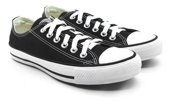 Tênis Converse Allstar Ct00010002 Preto/cru/preto