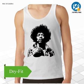 Playera Jimi Hendrix Gym