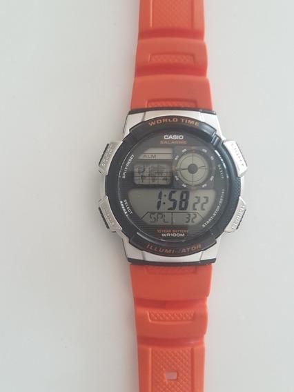 Reloj Cassio Super Ligero De Moda