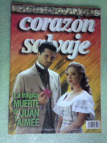 Corazón Salvaje Eduardo Edith Ana Fotonovelas A Color 1993