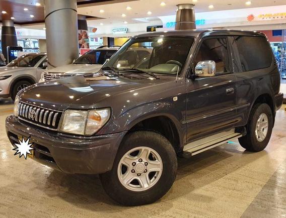 Toyota Prado Sumo Gx 2008