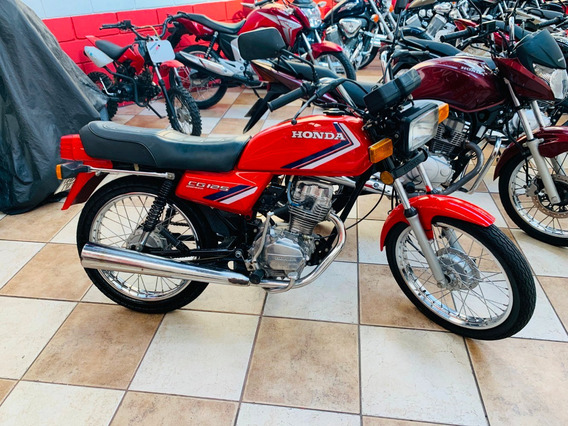 Honda Cg 125 Ml - 1985 - Raridade !