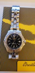 Relógio Breitling Colt Ocean 38 Mm Preto. Lindo!!!
