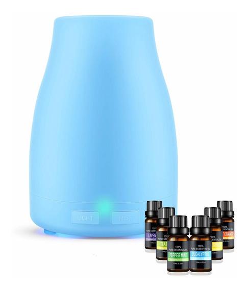 Difusor De Aceites Esenciales 300ml Difusor De Aromaterapia