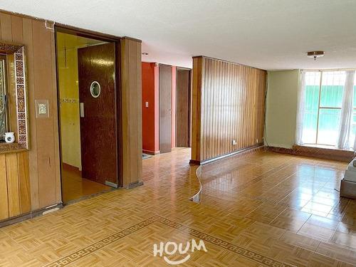 Imagen 1 de 27 de Casa En Villa Quietud, Coyoacán Con 5 Recámaras, 200 M², Id: 41334