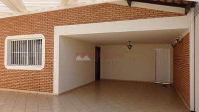 Casa Residencial Para Locação, Jardim Monumento, Piracicaba. - Ca0963
