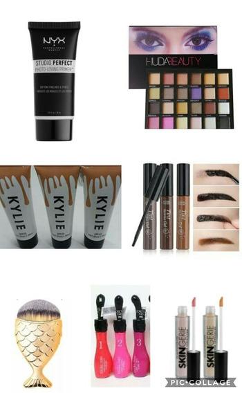 14 Umidades De Maquillaje