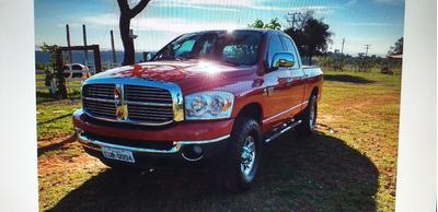 Dodge Ram, 09/09. Vermelha