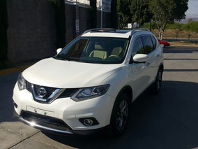 Nissan X-trail 2.5 Exclusive 2 Row 2015