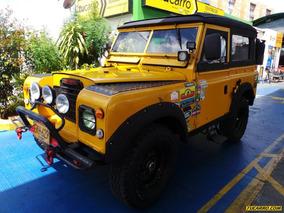 Land Rover Santana 4x4 Mt