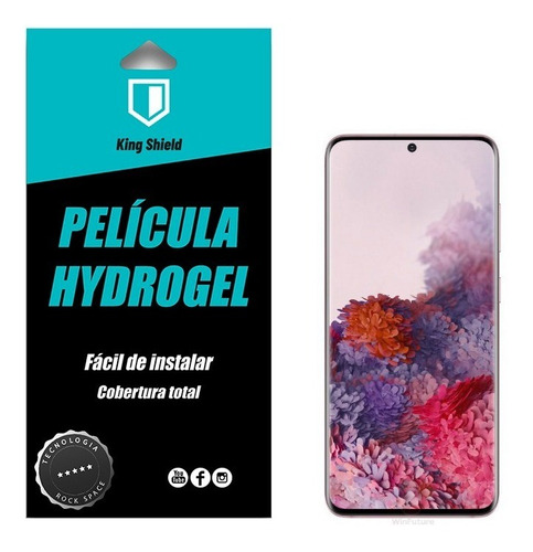 Película Galaxy S20 6.2 Kingshield Hydrogel Cobertura Total
