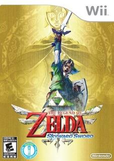 La Leyenda De La Espada Zelda Hacia El Cielo