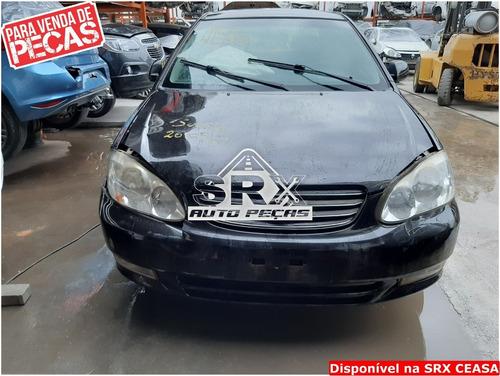 Sucata Toyota Corolla Xei 1.8 Flex 16v Aut 2003 Peças