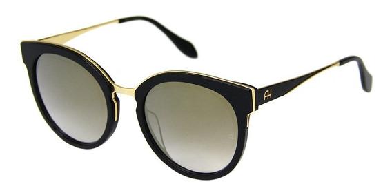 Óculos De Sol Feminino Ana Hickmann 9263 - Redondo