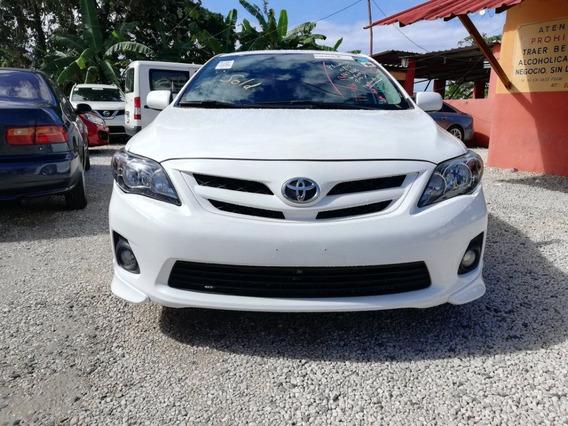 Toyota Corolla S Full 2013
