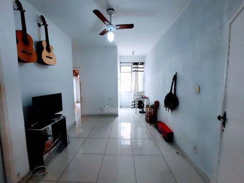 Apartamento Com 1 Dormitório À Venda, 48 M² Por R$ 260.000,00 - Centro - Niterói/rj - Ap0881
