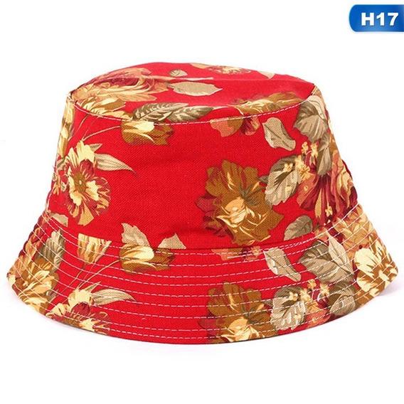 Chapeu Bucket Hat Preto Extraterreste Top Dupla Face Novidad