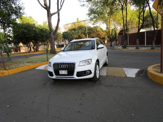 Audi Q5 2014 Solo 46 Mil Km Unico Dueño Piel Quemacocos