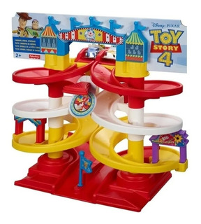 Toy Story 4 Pista De Carreras Espiral