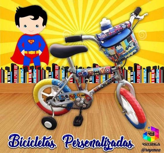 Bicicleta 12 Niña Niño Personalizada Regalo Navidad Oferta