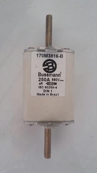 Fusível Bussmann - 250a/890v