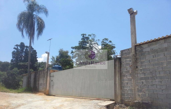 Área Industrial À Venda, Jardim Dos Eucaliptos, Suzano. - Ar0002