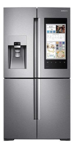 Imagen 1 de 1 de Samsung Rf56m9540sr Multidoor Family Hub Fridge